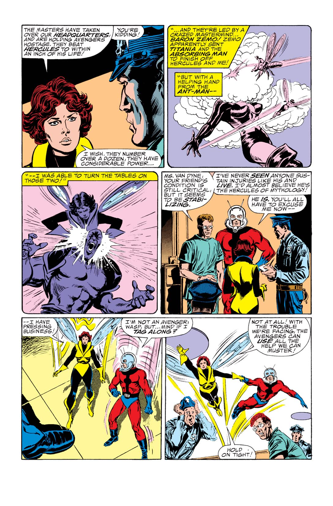 Avengers (1963-1996) #276