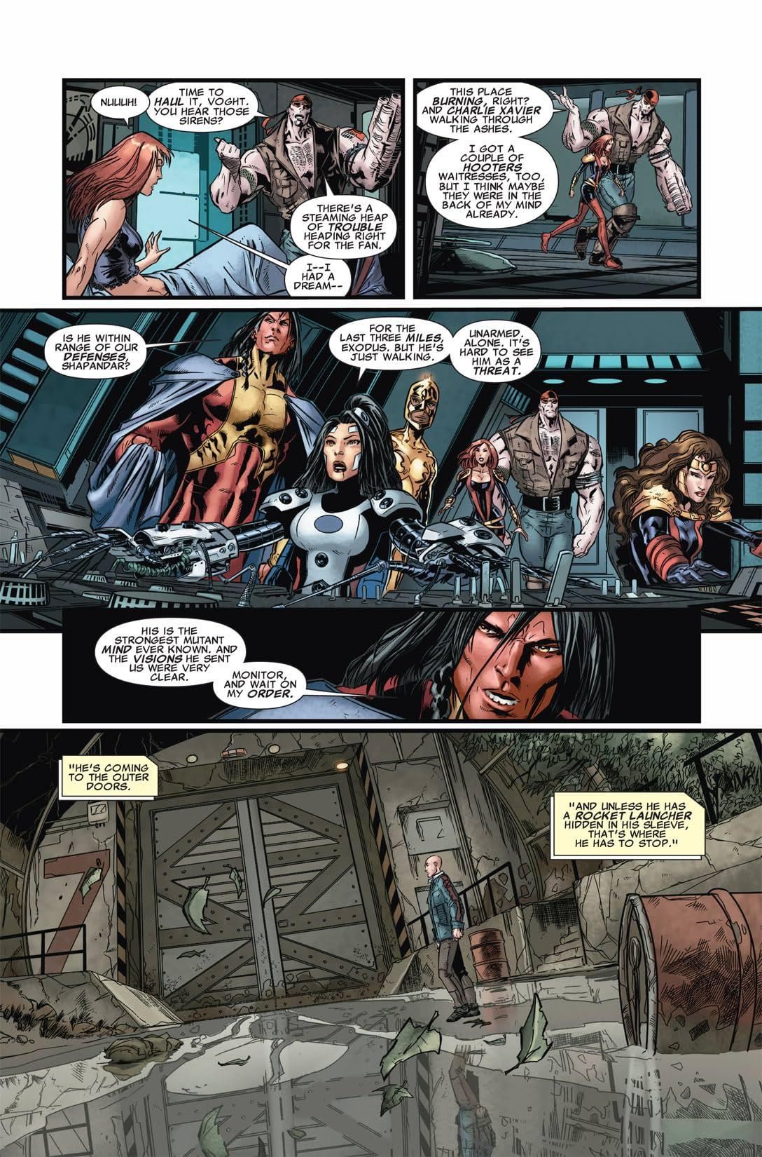 X-Men: Legacy (2008-2012) #225