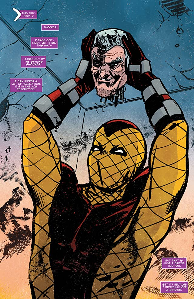 click for super-sized previews of The Superior Foes of Spider-Man #15