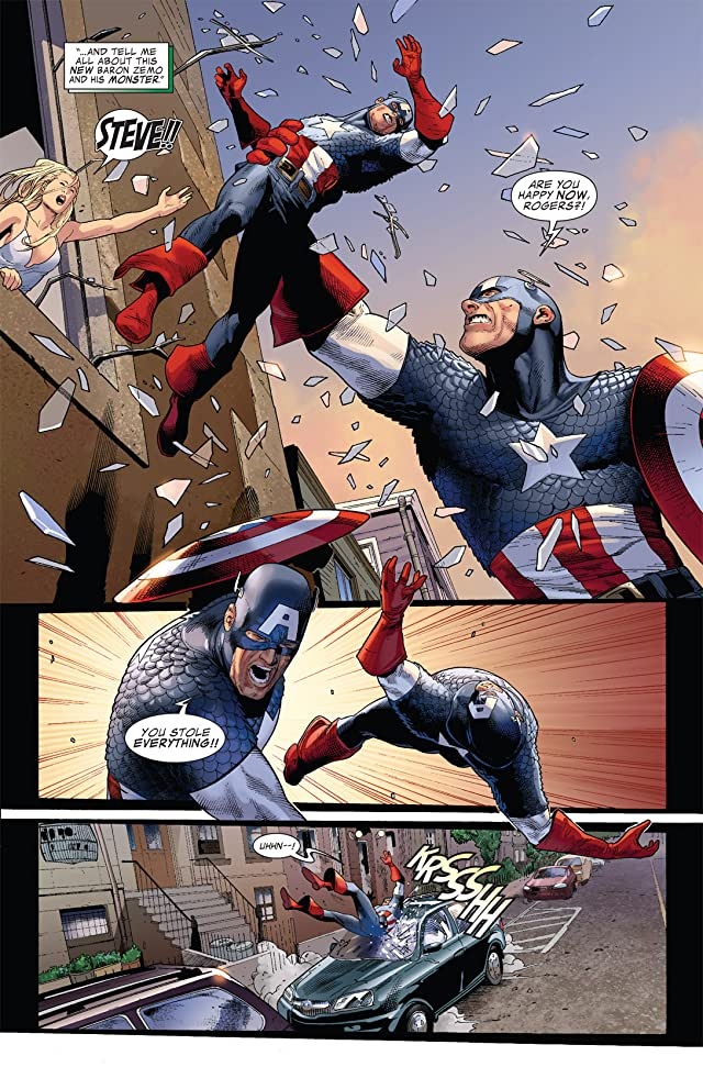 click for super-sized previews of Captain America (2011-2012) #3