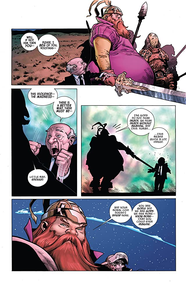 click for super-sized previews of The Mighty Thor (2011-2012) #6