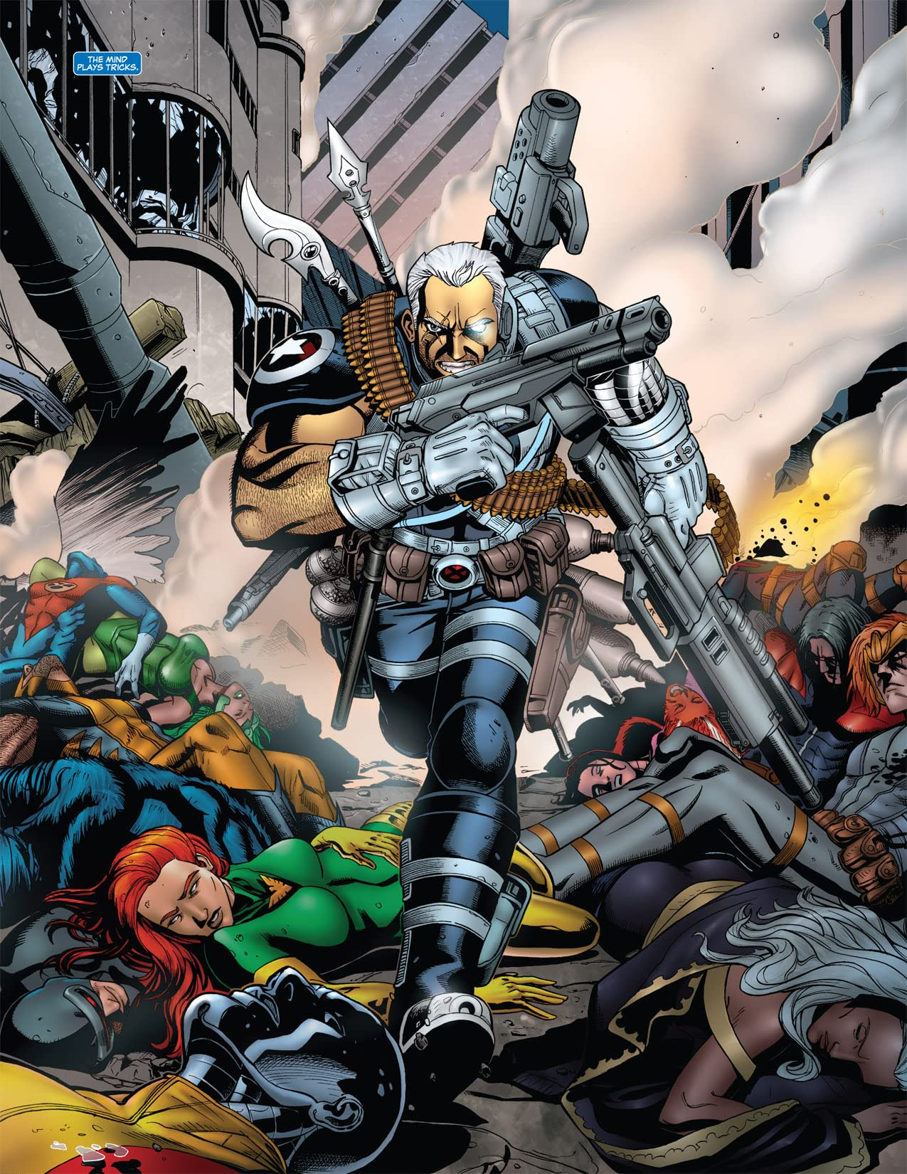 Cable & Deadpool #40