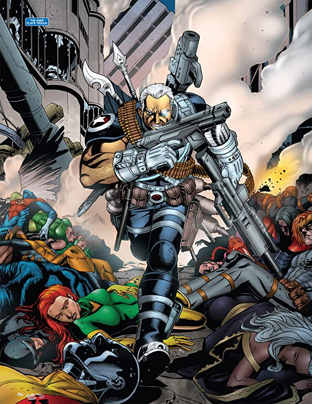 click for super-sized previews of Cable & Deadpool #40