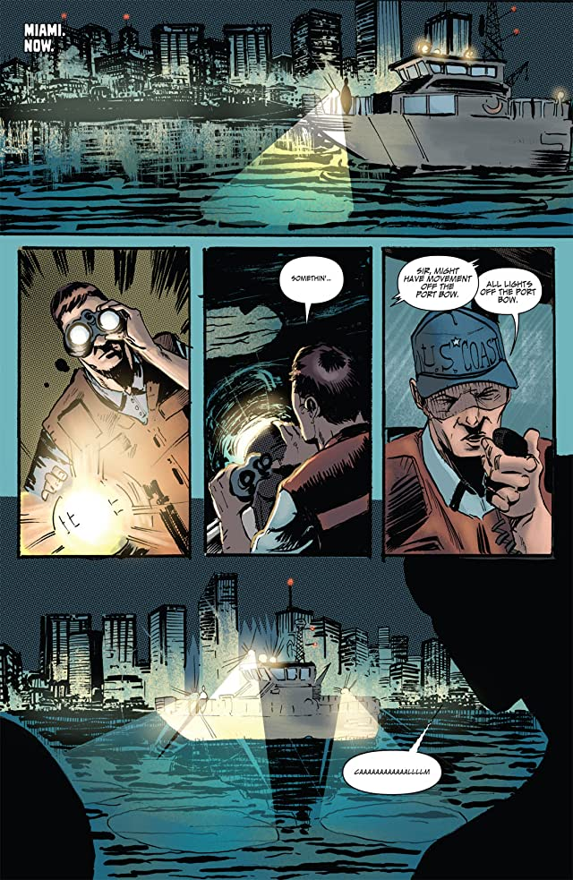 click for super-sized previews of Pigs #1