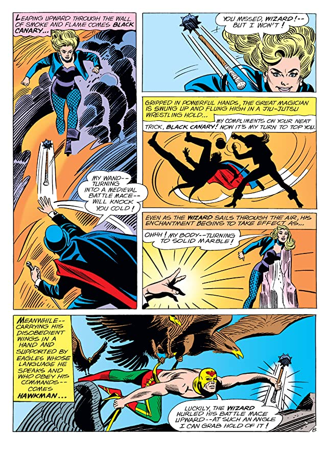 click for super-sized previews of Justice League of America (1960-1987) #22