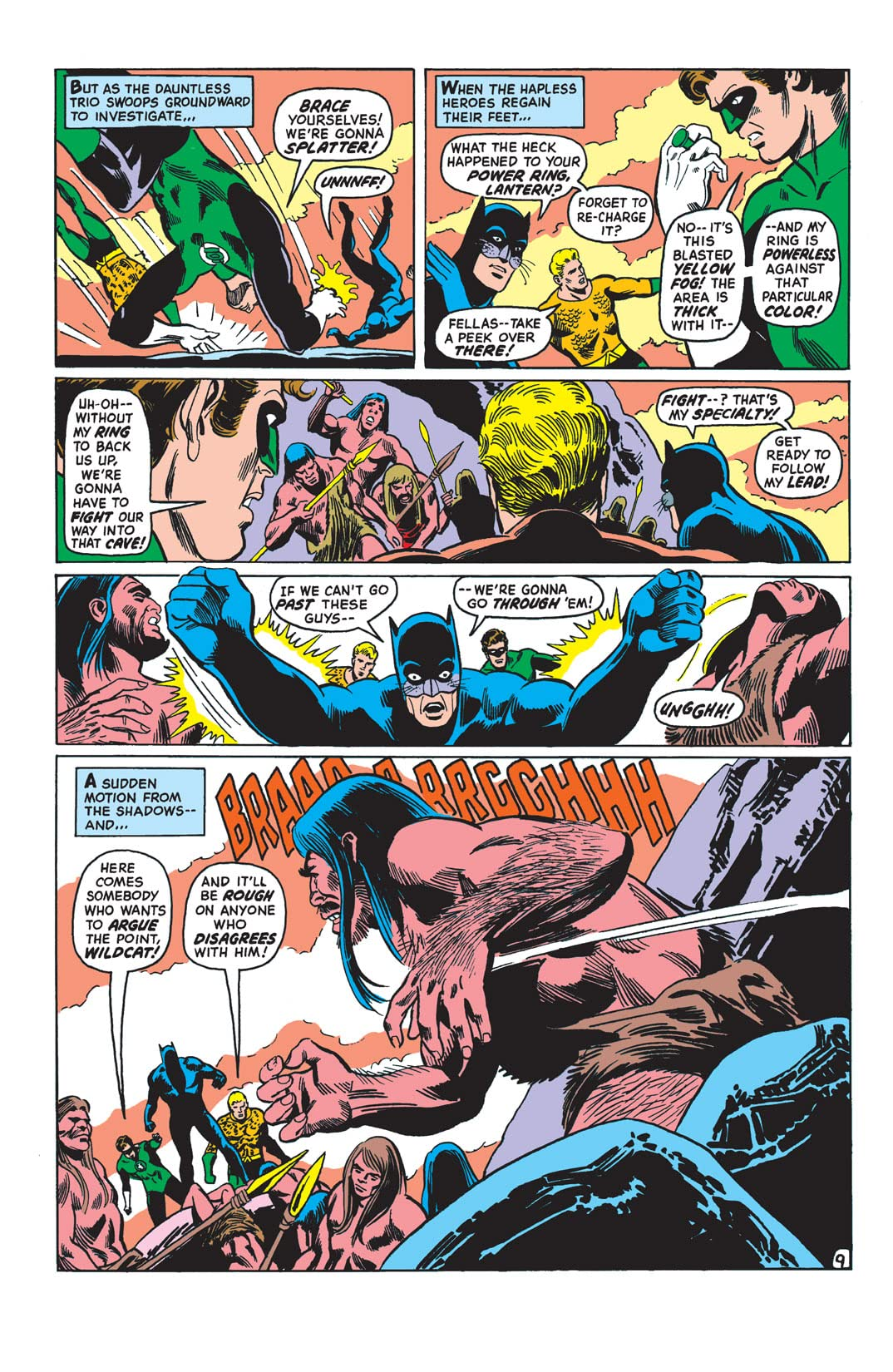 Justice League of America (1960-1987) #102