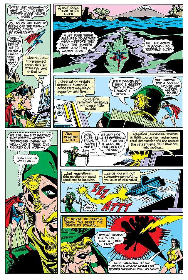 Justice League of America (1960-1987) #108