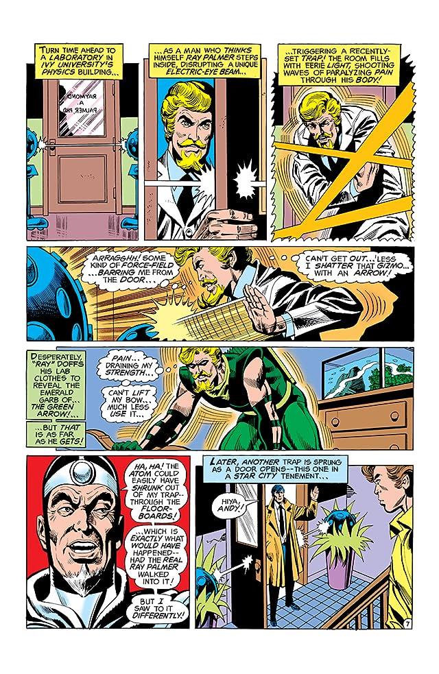 Justice League of America (1960-1987) #122