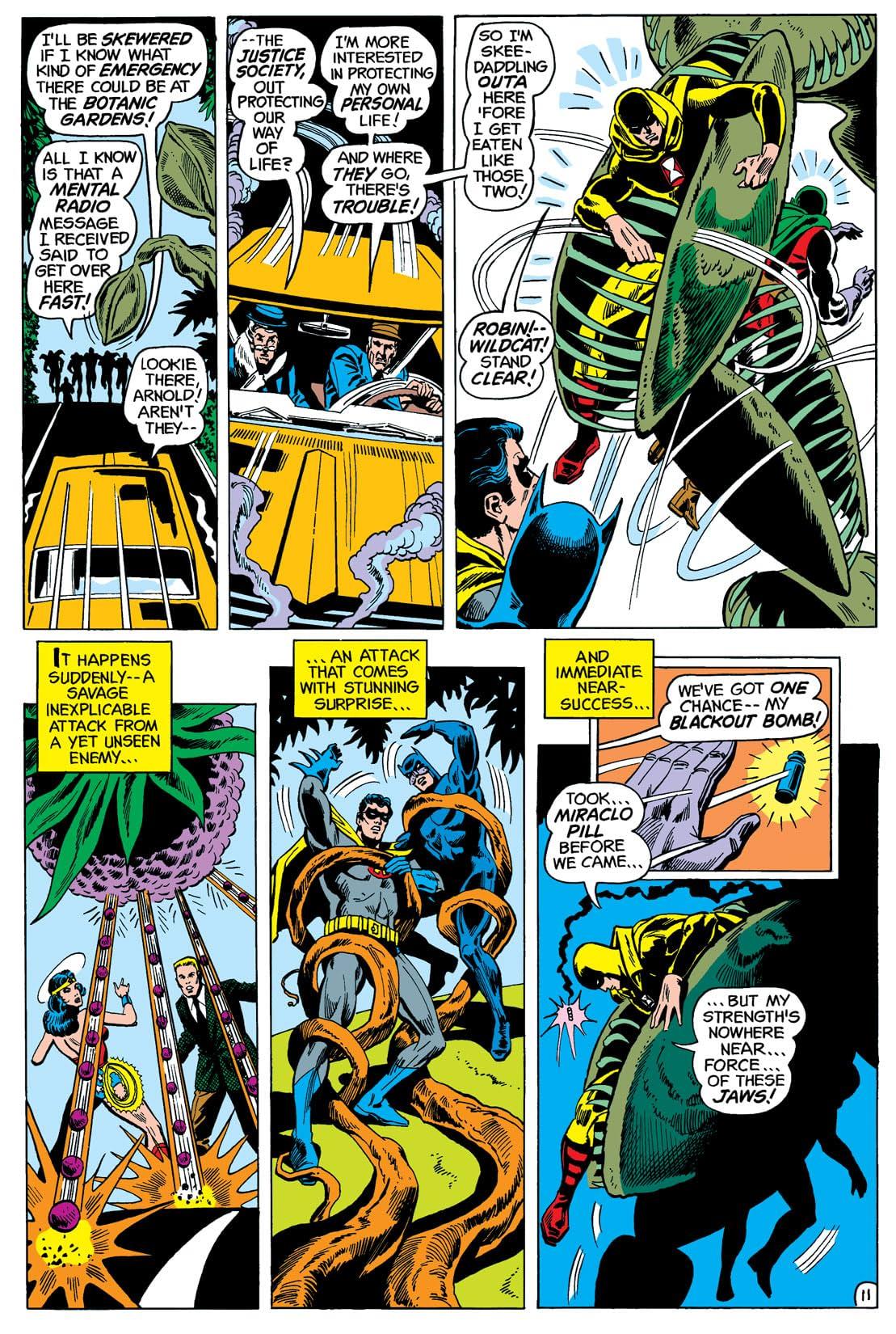 Justice League of America (1960-1987) #123