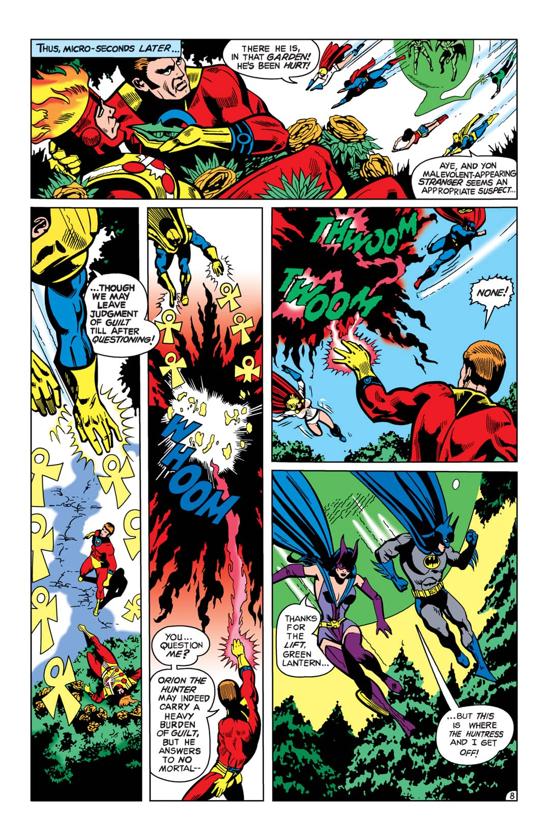 Justice League of America (1960-1987) #183