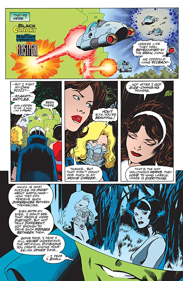 click for super-sized previews of JLA Year One #6