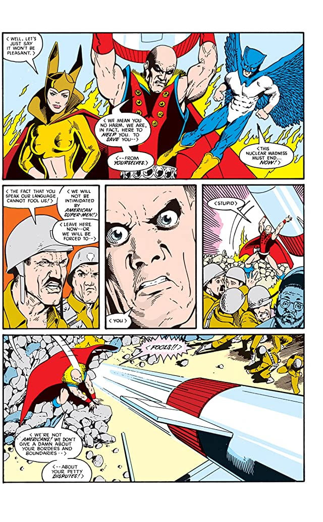 Justice League (1987-1996) #2