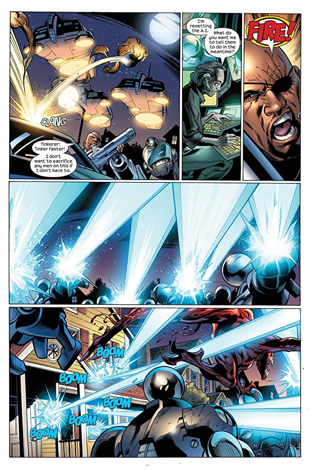 click for super-sized previews of Ultimate Spider-Man (2000-2009) #101