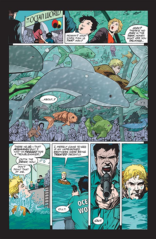 click for super-sized previews of JLA Year One #4