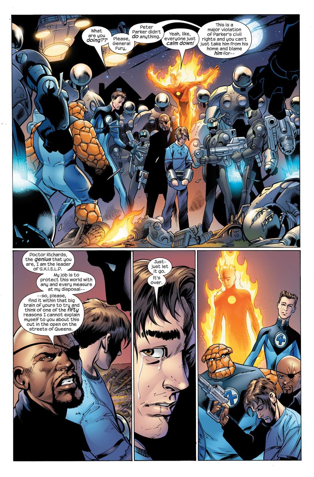 Ultimate Spider-Man (2000-2009) #102