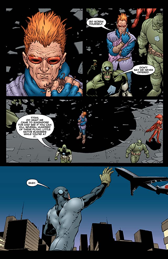 click for super-sized previews of The Authority Vol. 1 #14