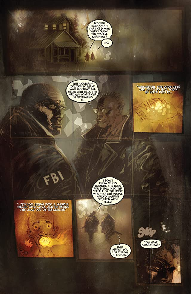 click for super-sized previews of Hellspawn #9