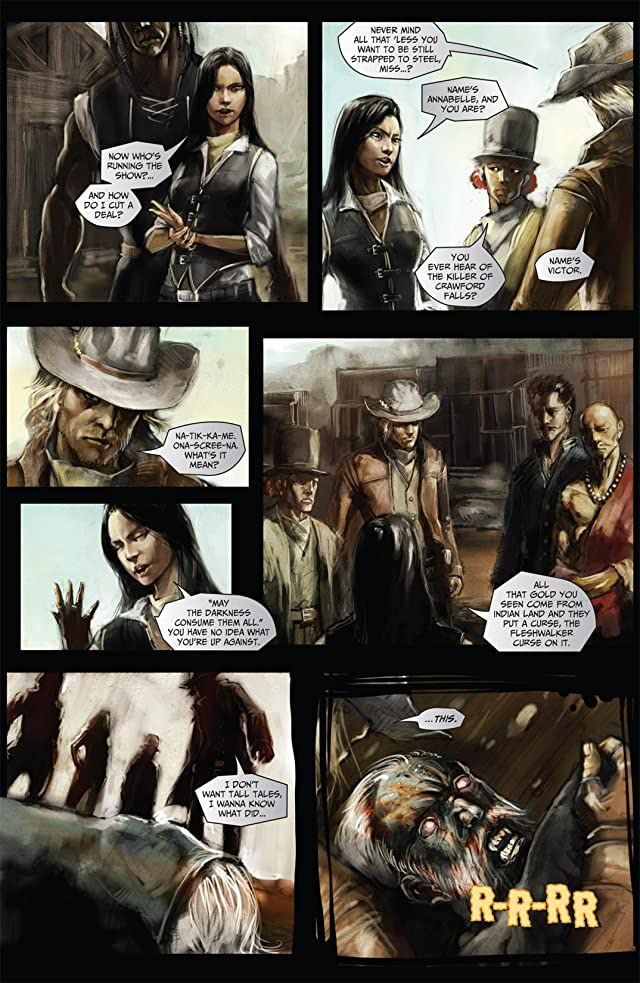 Brimstone #3 (of 7)