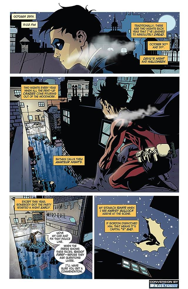 Robin (1993-2009): Annual #7