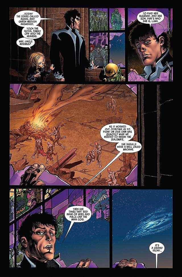 click for super-sized previews of Secret Invasion: Inhumans #3