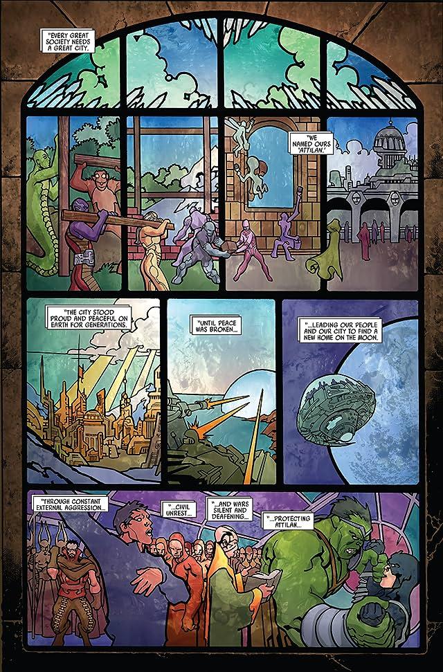 click for super-sized previews of Secret Invasion: Inhumans #2