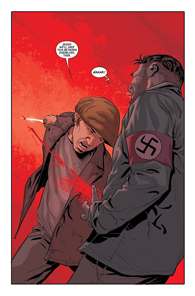 click for super-sized previews of Red Skull #3