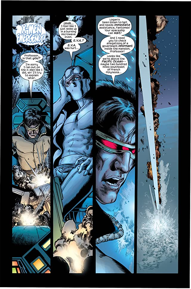 click for super-sized previews of New X-Men (2001-2004) #146
