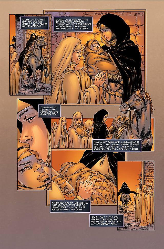 The Magdalena Vol. 1 #2