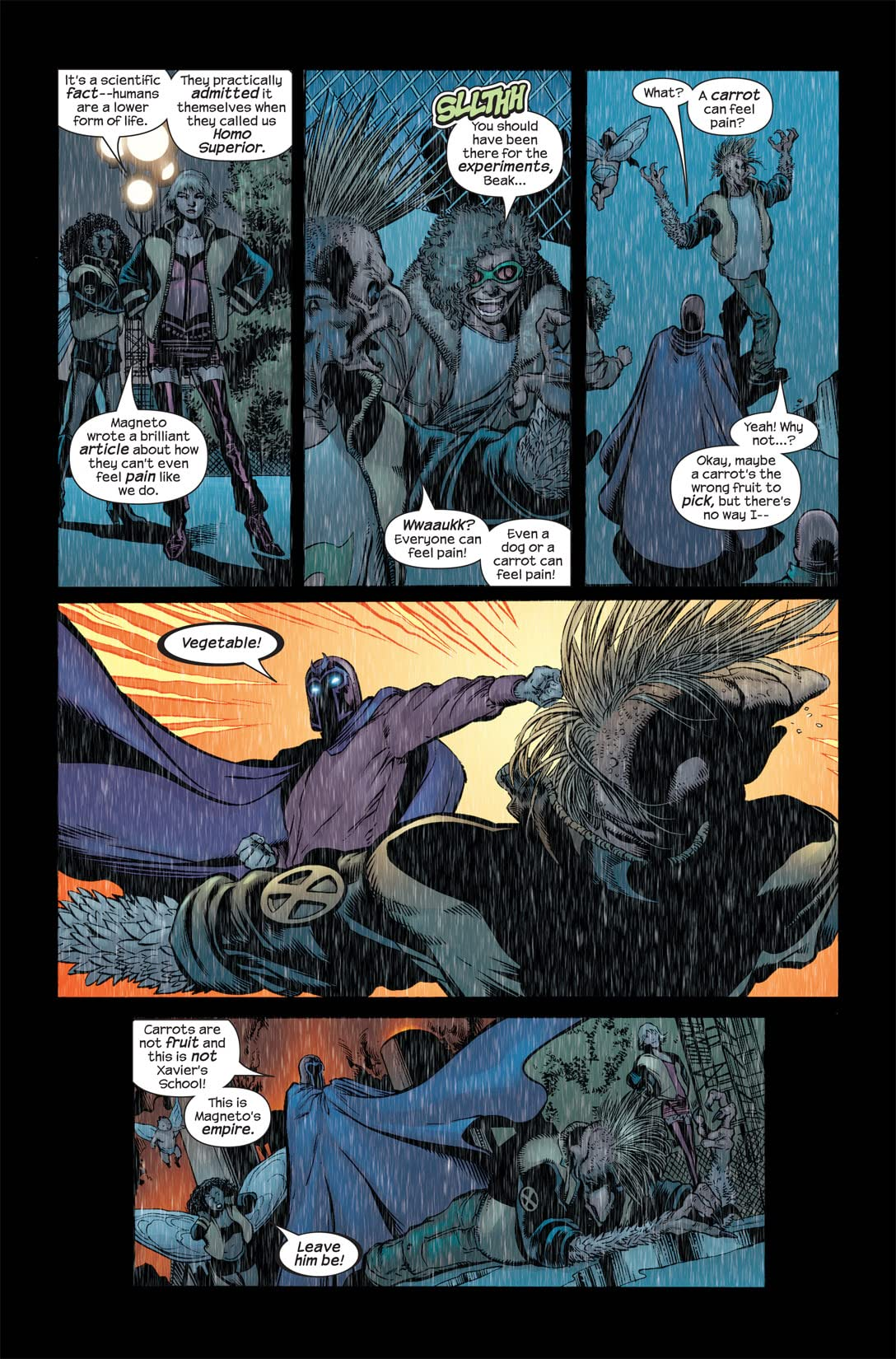 New X-Men (2001-2004) #149