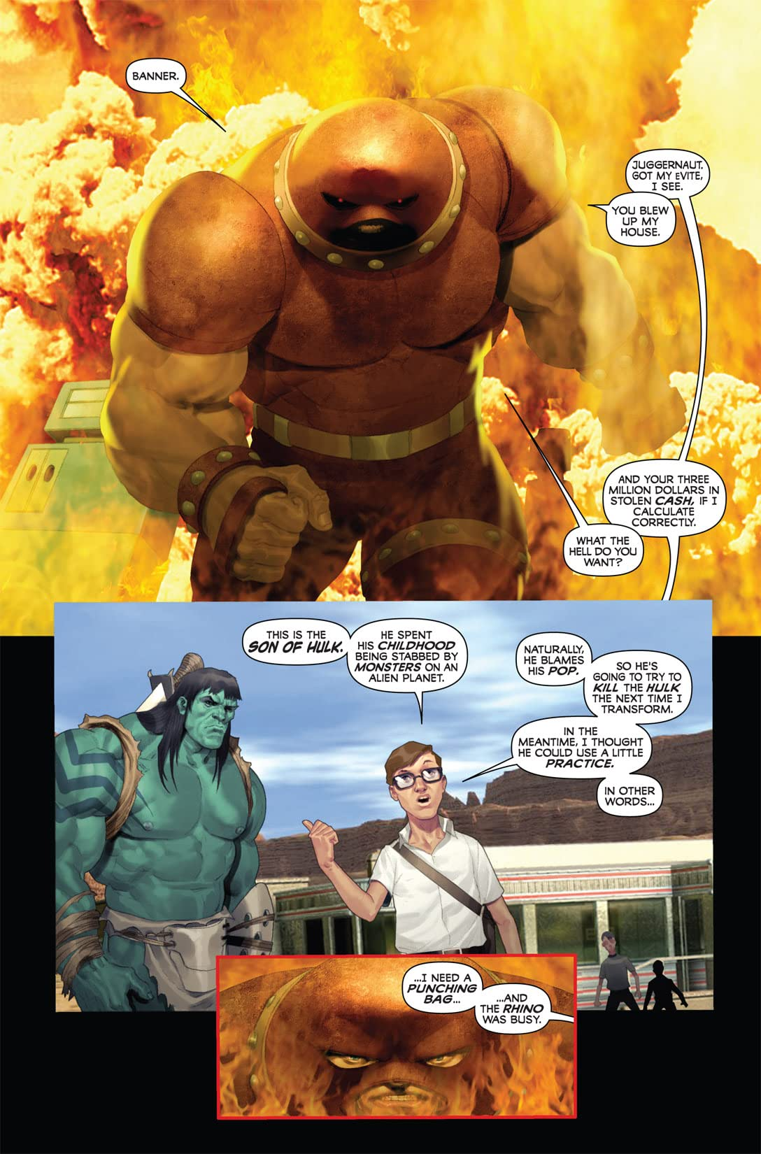 Incredible Hulk (2009-2011) #602