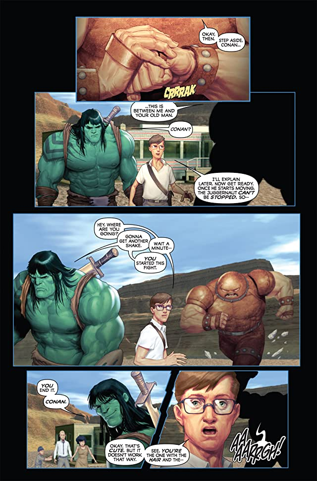 click for super-sized previews of Incredible Hulk (1999-2008) #602