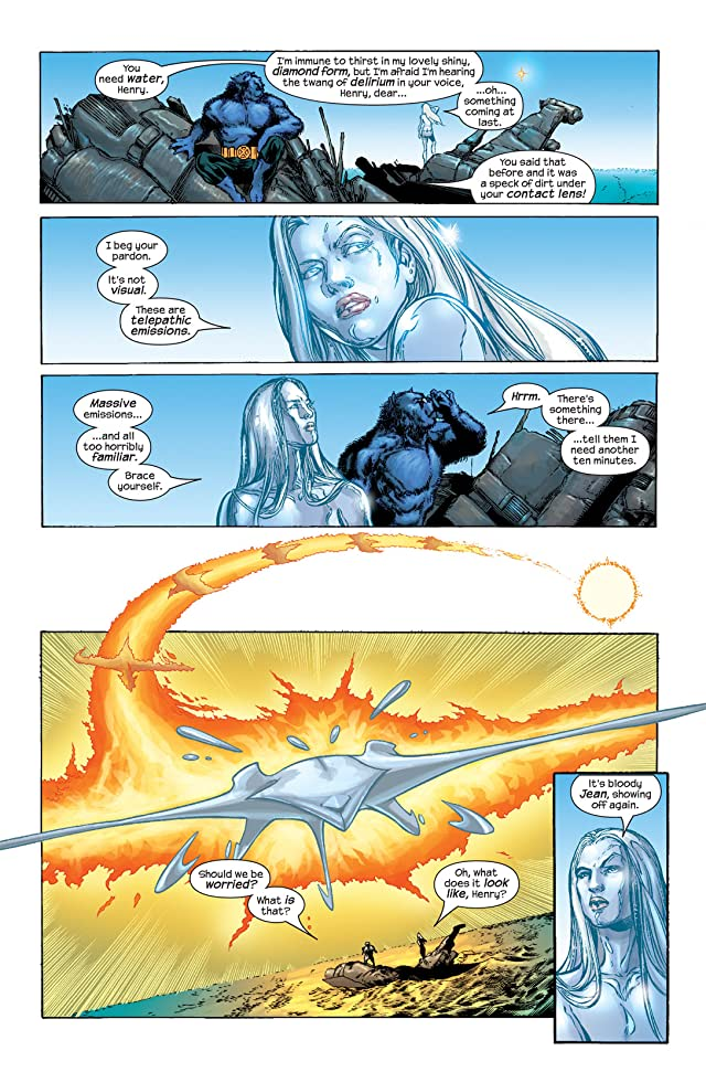 click for super-sized previews of New X-Men (2001-2004) #150