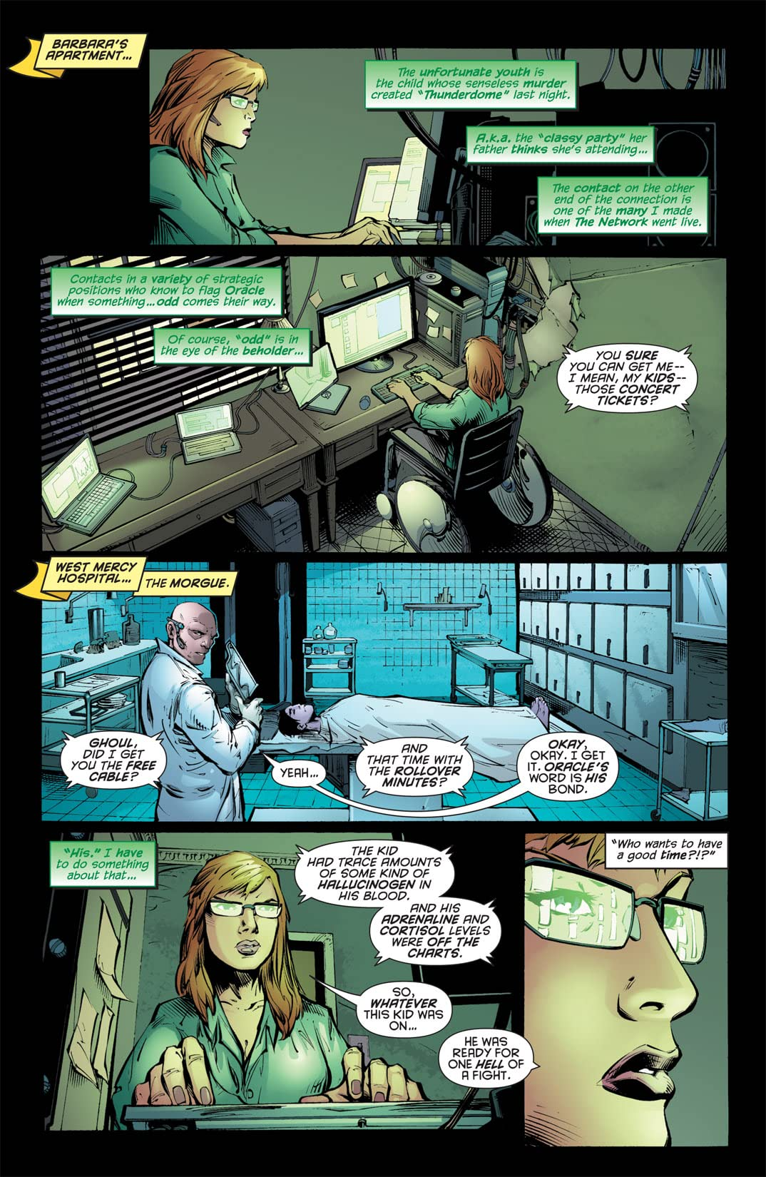 Batgirl (2009-2011) #2