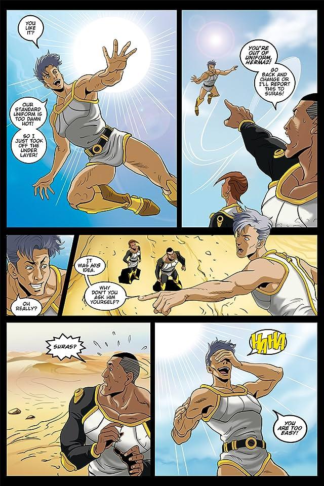 Wayward Sons: Legends #3
