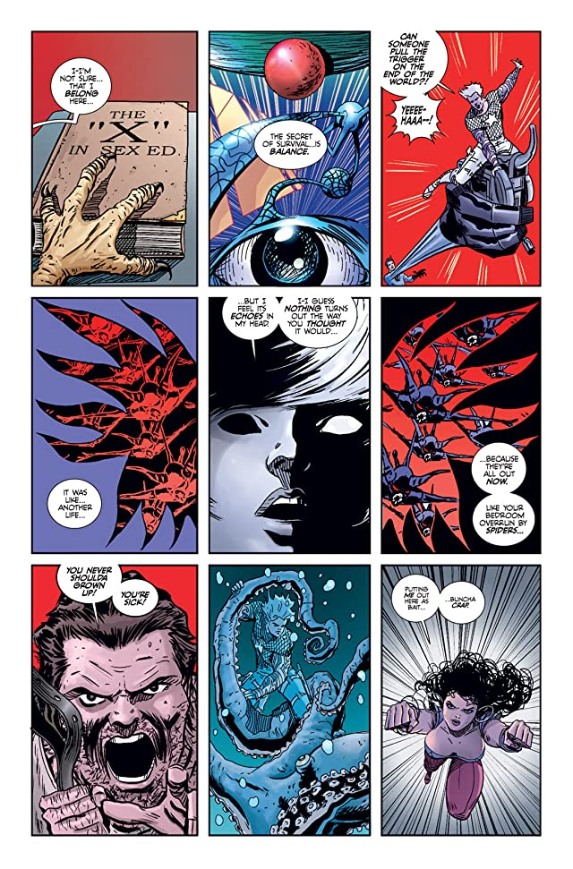 click for super-sized previews of Vengeance #3