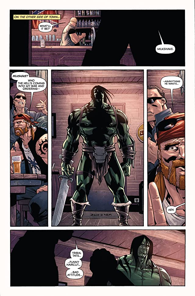 click for super-sized previews of Incredible Hulk (1999-2008) #603