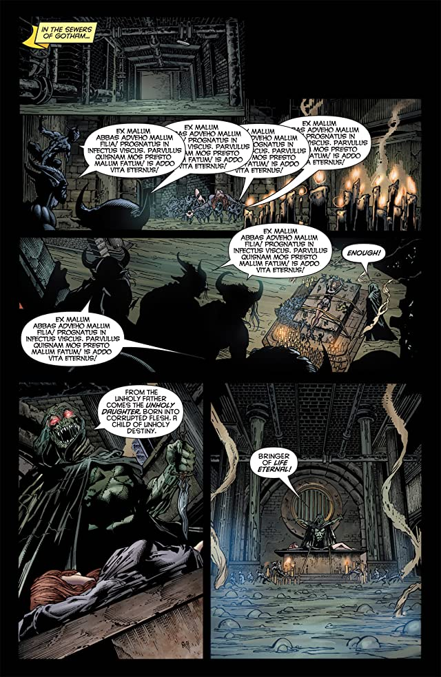 click for super-sized previews of Batman: The Dark Knight (2010) #5