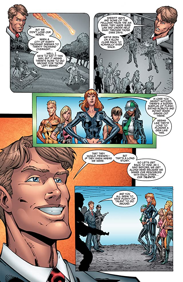 click for super-sized previews of Gen13 (2006-2011) #37