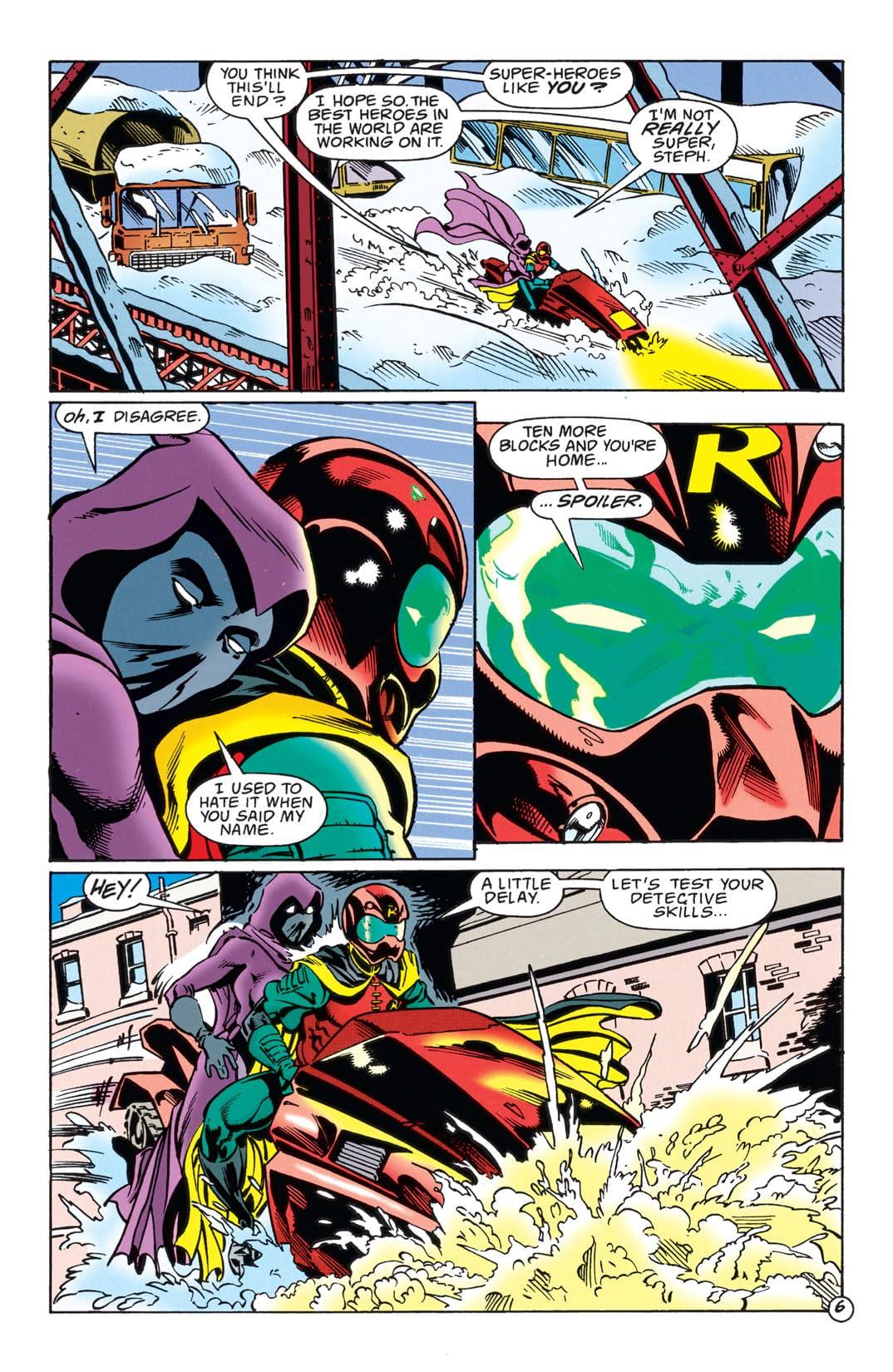 Robin (1993-2009) #35