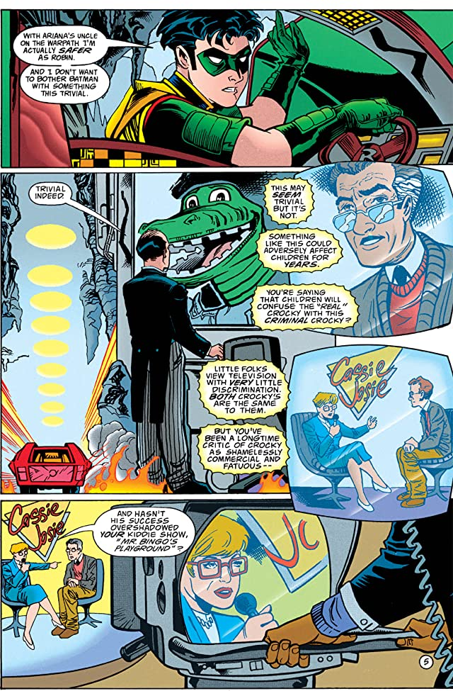 click for super-sized previews of Robin (1993-2009) #42