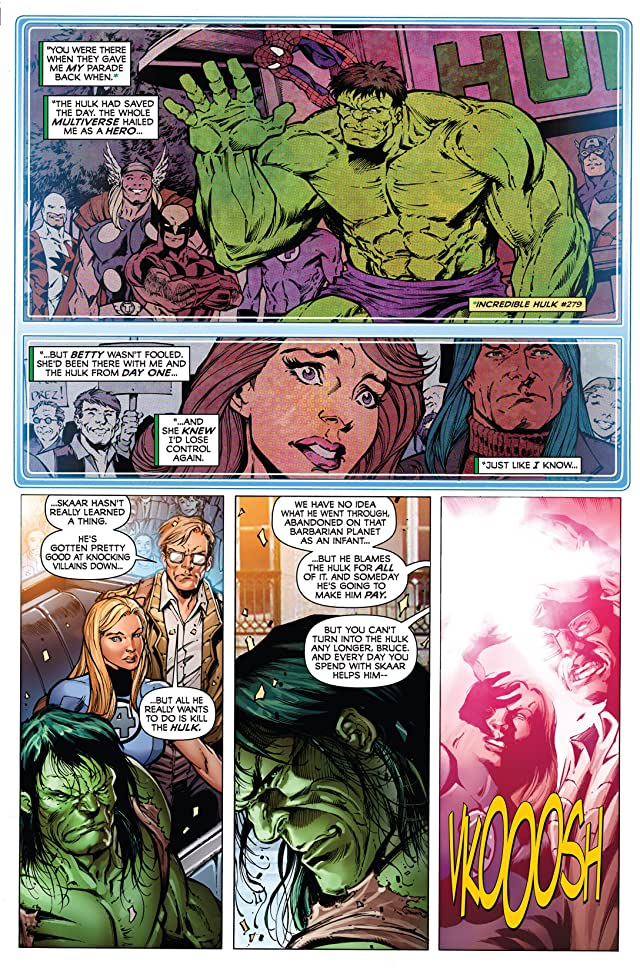 Incredible Hulk (1999-2008) #606