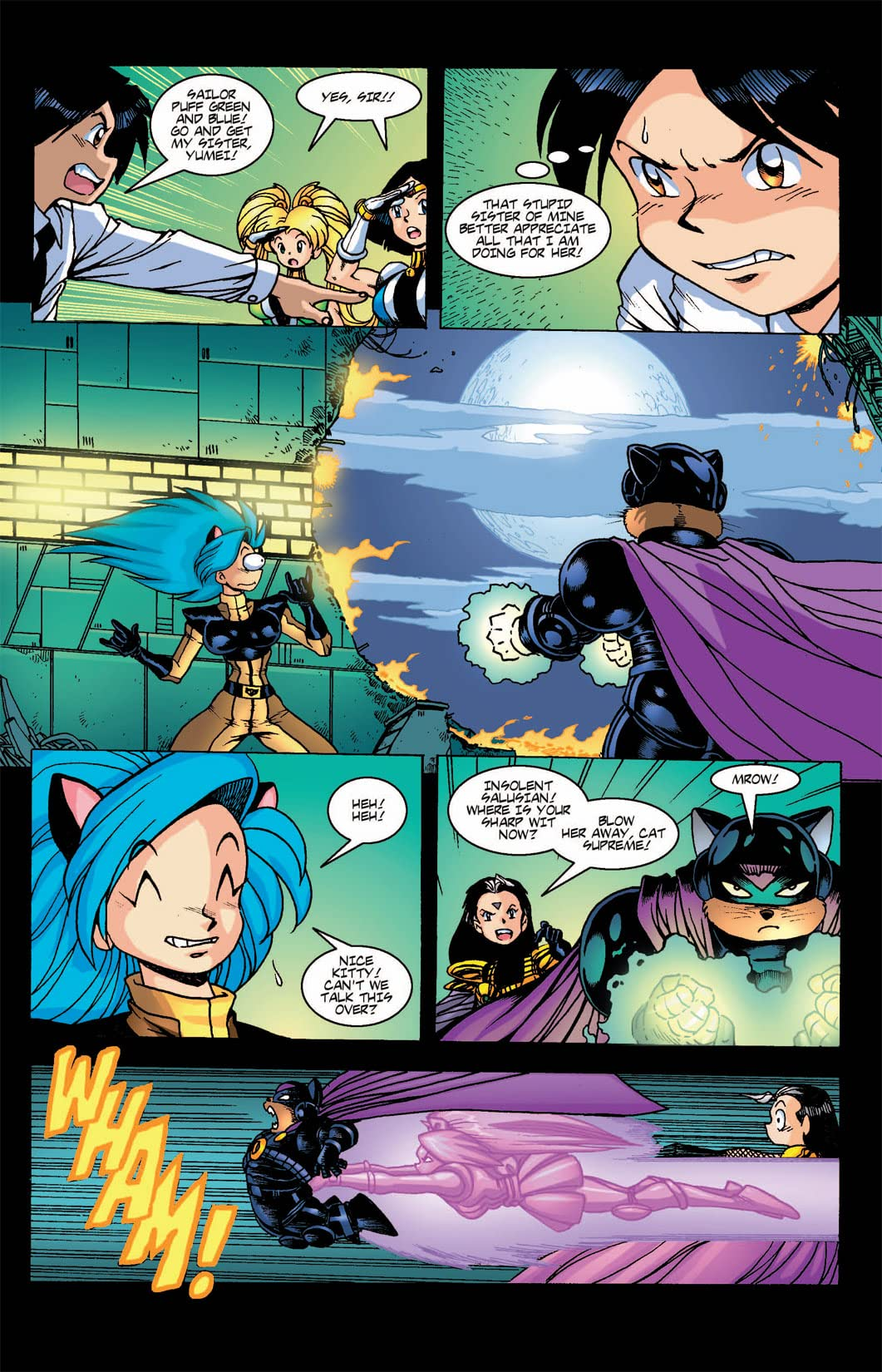 Ninja High School Vol. 2 #9