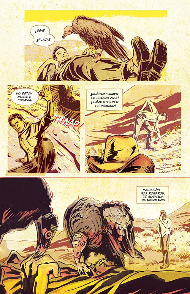 Feeding Ground (En Espanol) #5 (of 6)