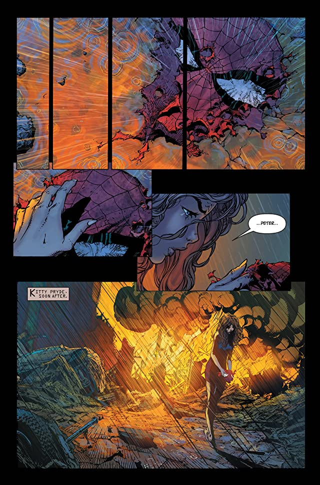 click for super-sized previews of Ultimatum #4