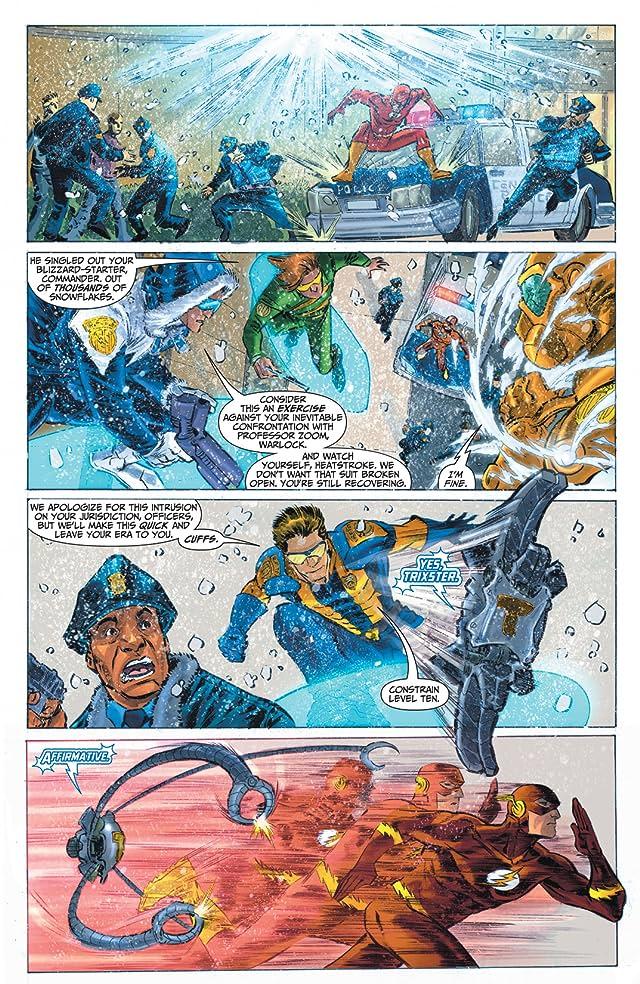 The Flash (2010-2011) #2