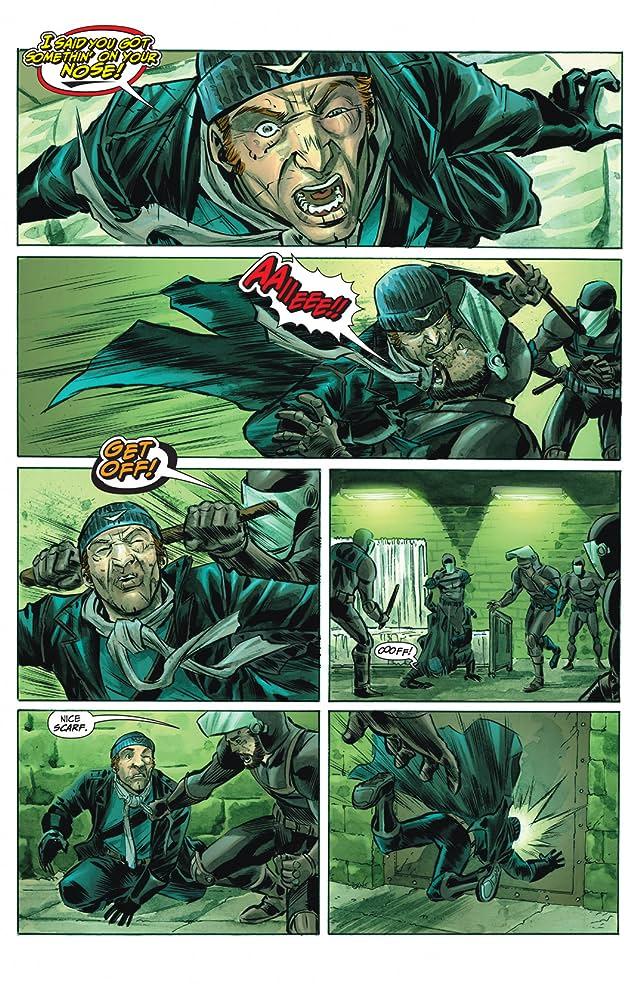 The Flash (2010-2011) #3