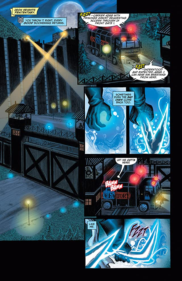click for super-sized previews of The Flash (2010-2011) #7