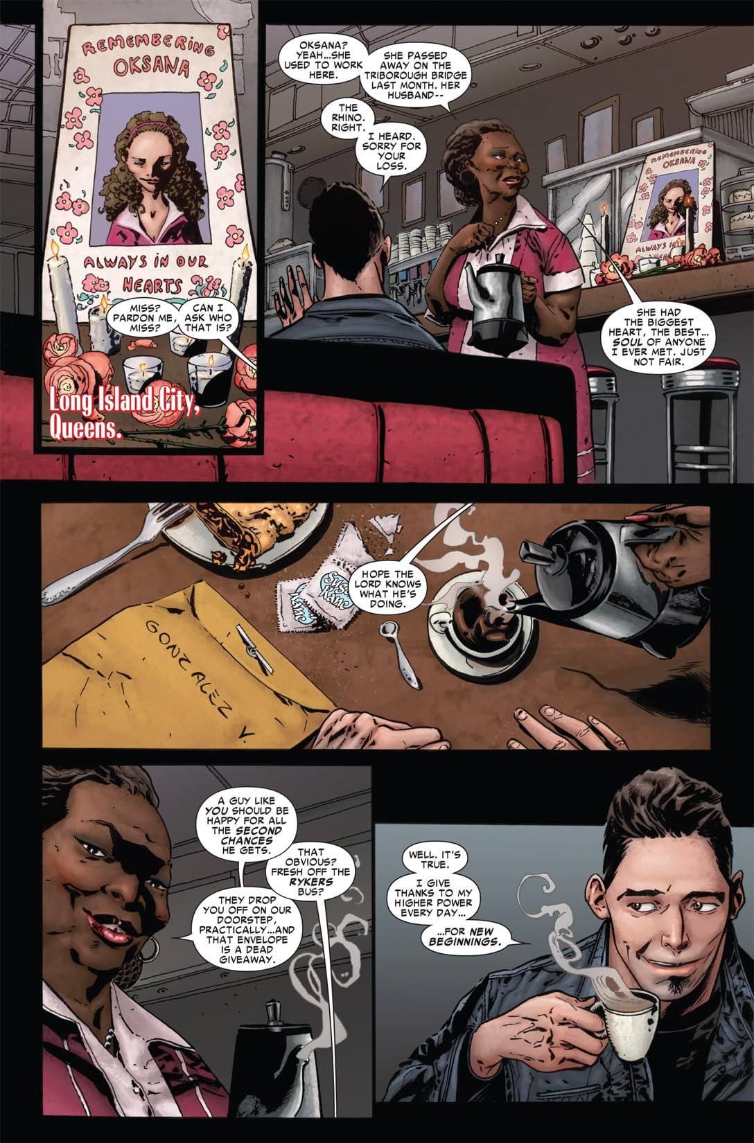 Amazing Spider-Man (1999-2013) #647