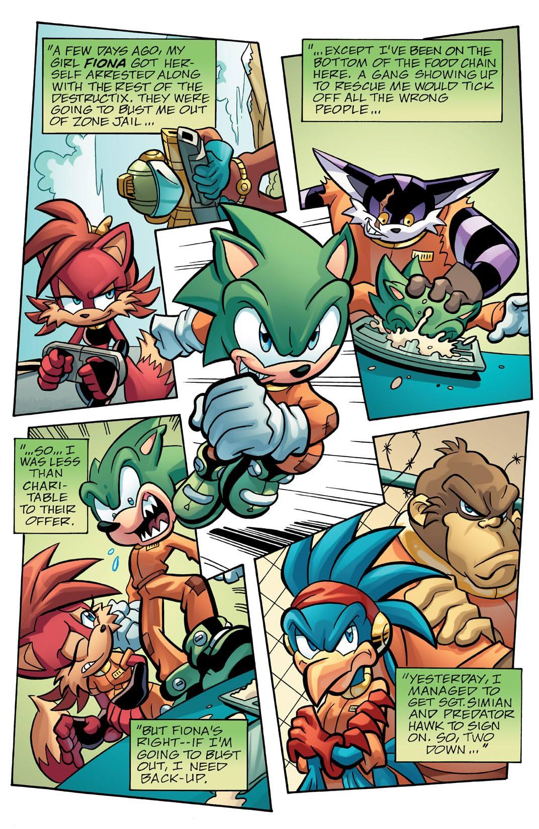 Sonic Universe #31