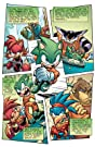 click for super-sized previews of Sonic Universe #31